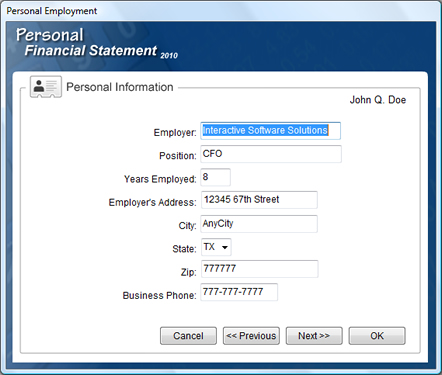 personal financial statement software 2010 windows 7 Download free personal finance software to monitor all your bank  reconcile your purchases and transactions against your bank statement  windows xp/vista/7/8/8.